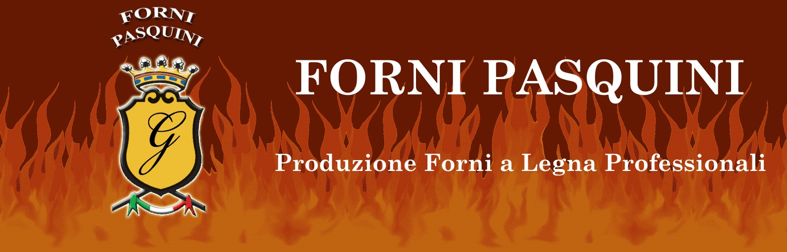 FORNI PASQUINI di Giuseppina DI GIULIO – Forni refrattari a legna e getti  refrattari su misura